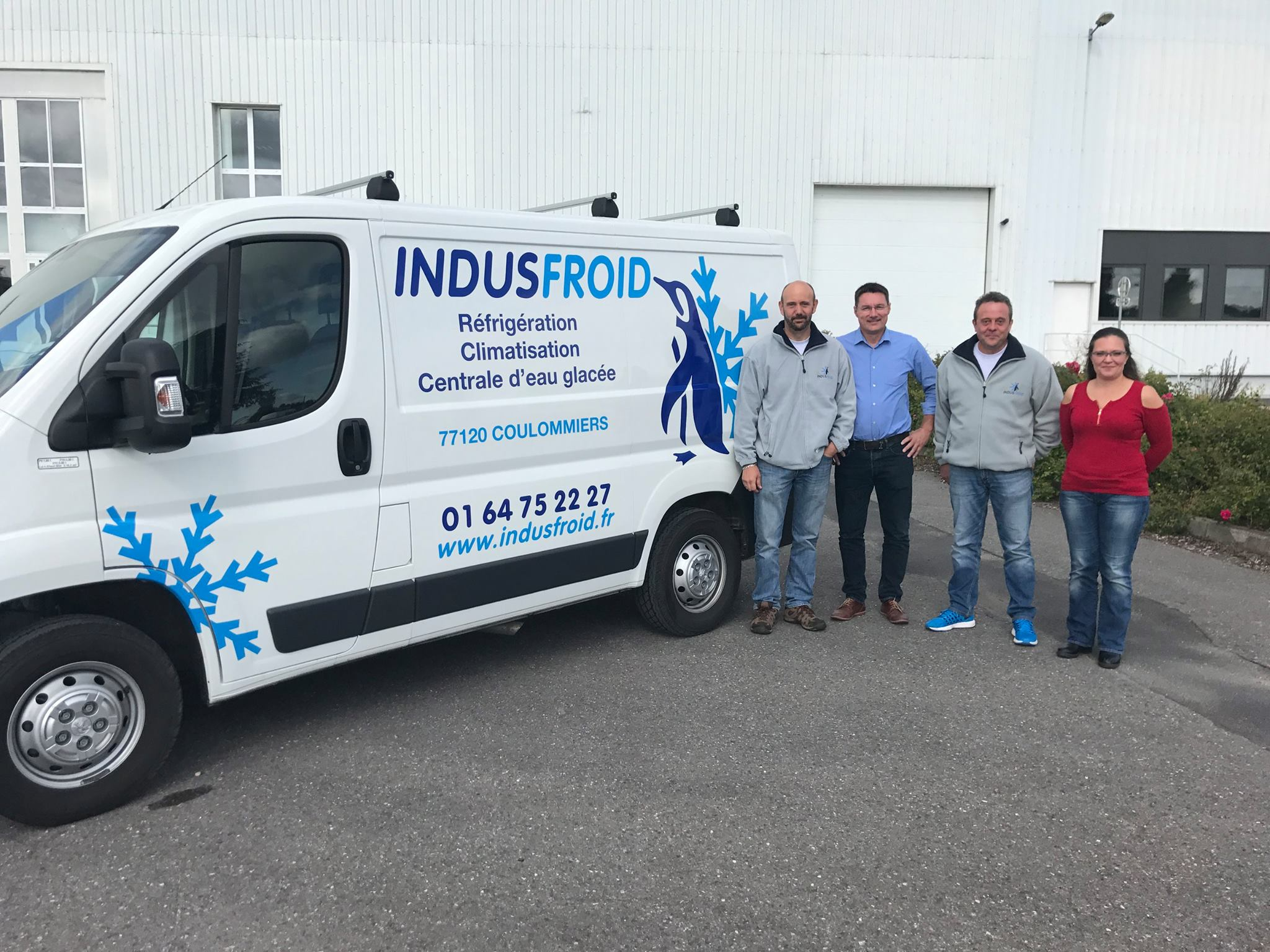 Equipe Indusfroid