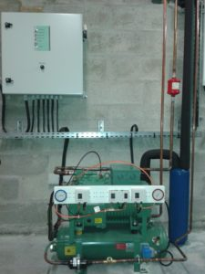 indusfroid compresseur chambre froide